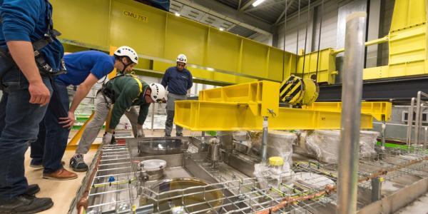Prototype Detector at CERN