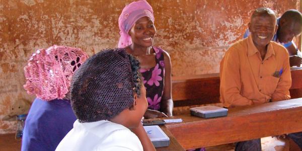 Community in uganda