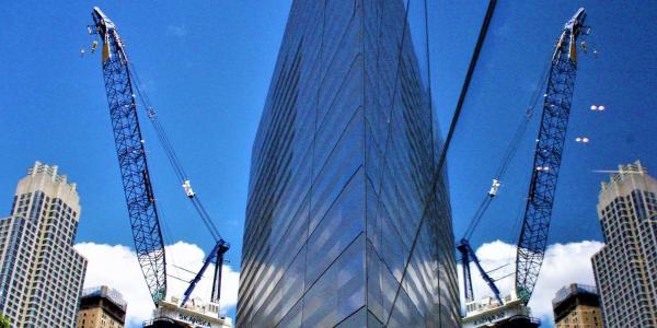 9/11 Memorial & Museum, Greenwich Street, New York, NY, USA