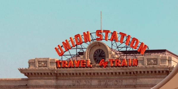 Denver Union Train Station