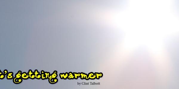 Muggy climate