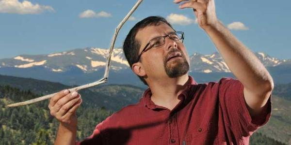 CU researcher finds 10,000-year-old weapon