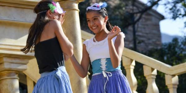 CU-Boulder heads off Shakespeare fear...with fun