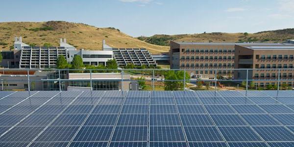 NREL solar