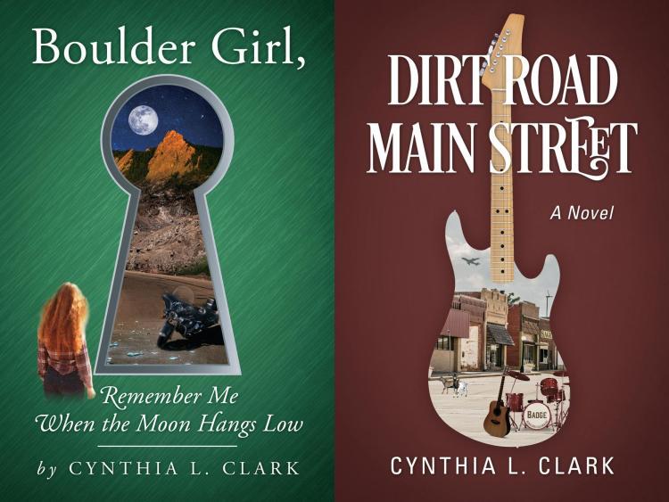 Clark's Book Covers