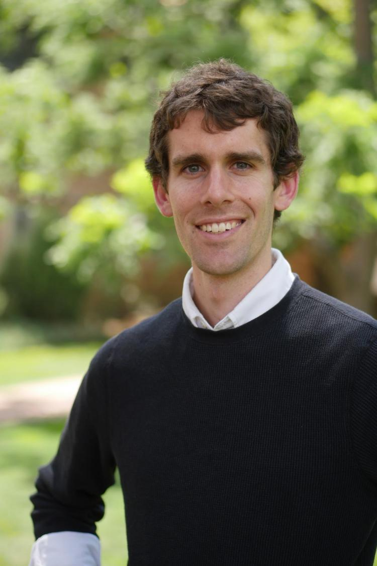 Assistant Research Professor Daniel H. Craighead
