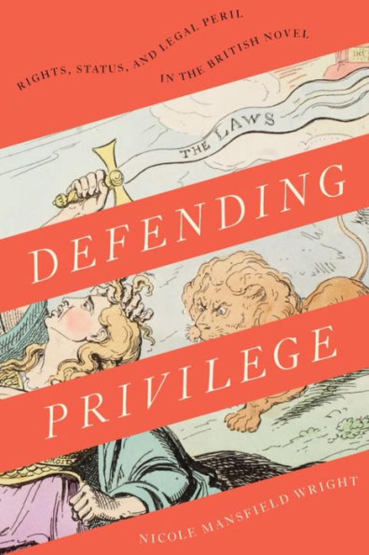 Defending Privilege cover