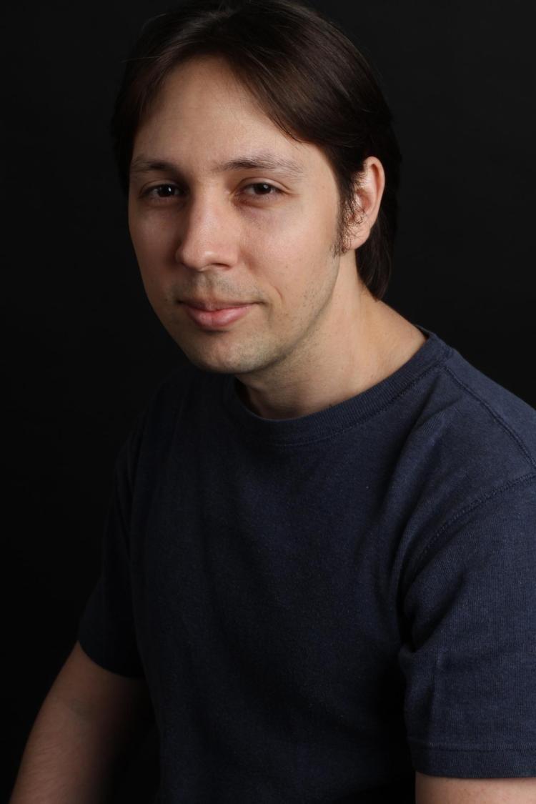 Linguist David Peterson