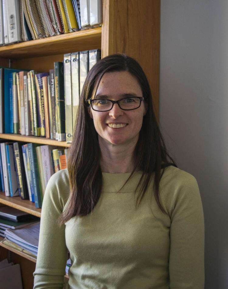 Photograph of Colleen Reid