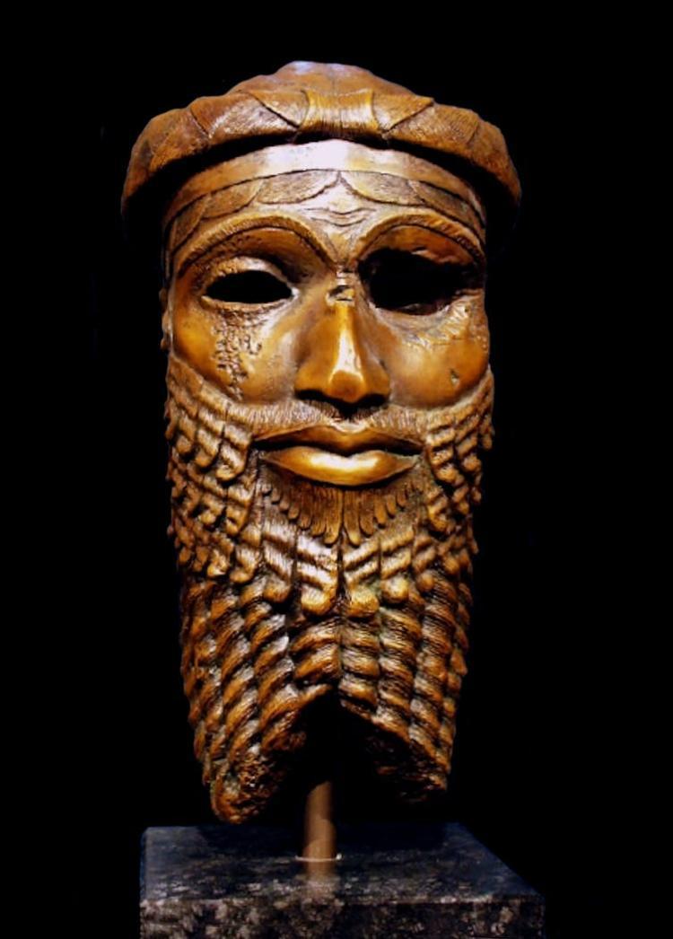 Sargon of Akkad.  By Hans Ollermann, CC BY