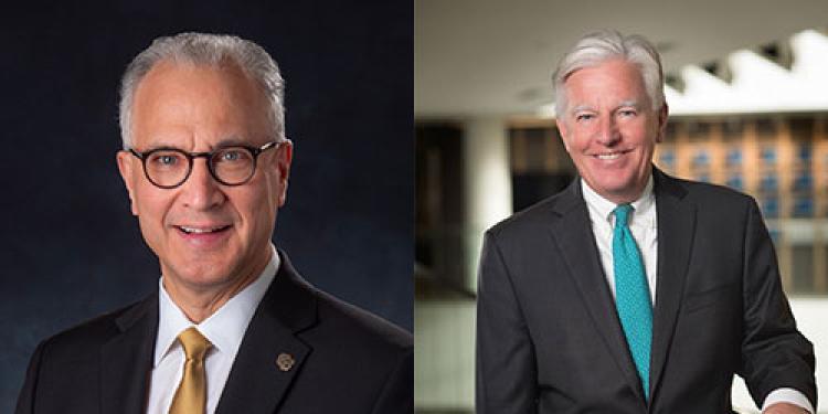 University of Colorado President, Mark Kennedy & University of Massachusetts President, Marty Meehan