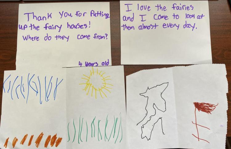 Letter from Fairy/Fan