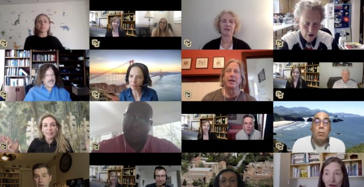 Many Screenshots of interveiws