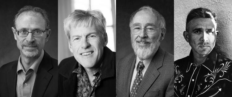 Noel Clarkof physics,Stephen Graham Jonesof English,Robert Pasnauof philosophy, andKenneth P. Wright Jr.of integrative physiology.