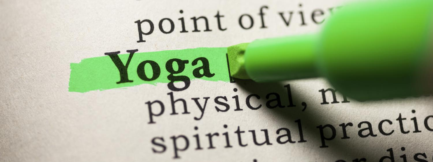 Prof's class examines the sociology of yoga