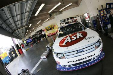 Bobby Labonte will drive the Ask.com sponsored Number 96 car this year for Hall of Fame Racing.