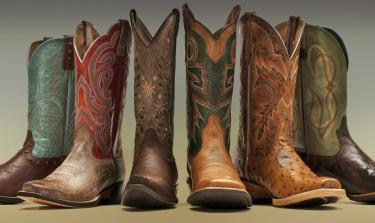Ariat high performance riding boots