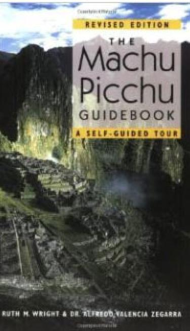 Ruth Wright is co-author The Machu Picchu Guidebook