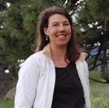 Tania Schoennagel, adjunct assistant professor in geography and research scientist at CU's Institute of Arctic and Alpine Research