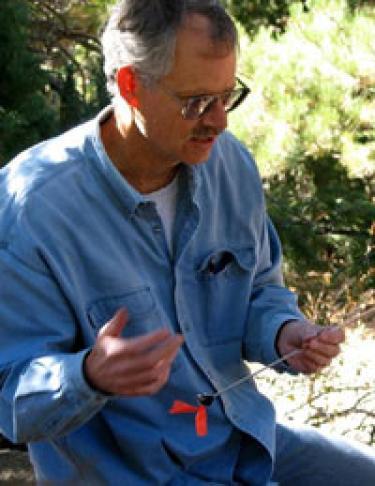 Tom Veblen, professor of geography and head of CU's biogeography lab