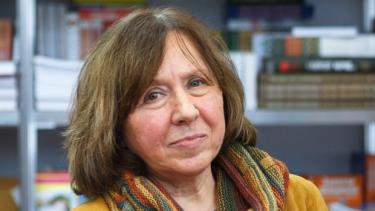 Svetlana Alexievich, who writes non-fiction in Russian, won the 2015 Nobel Prize in Literature.