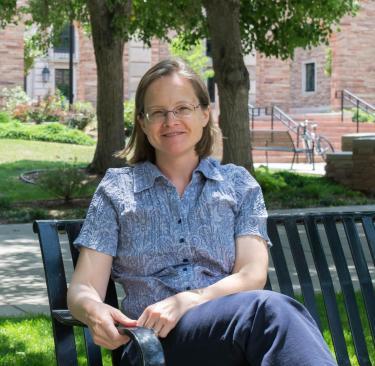 PhET's Kathy Perkins
