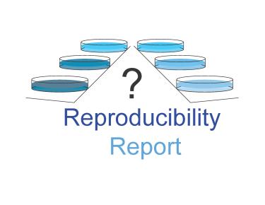 Reproducibiity report