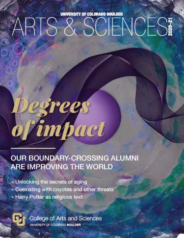 A&S Magazine 2020-21 Print Edition Cover