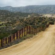 U.S.-Mexico Border  Jacumba Hot Springs, California