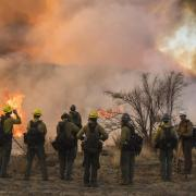Flickr photo of some wildfire practitioners