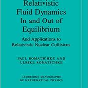 Relativistic Fluid Dynamics in and out of Equilibrium And Applications to Relativistic Nuclear Collisions