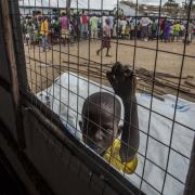refugee camp in Uganda
