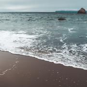 Beach of California