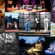 Images from Colorado Shakespeare Festival performances