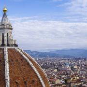 Italian alumna, lifelong learner experiences la dolce vita