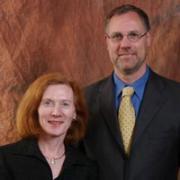 Margaret Murnane and Henry Kapteyn