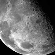 Moon by NASA