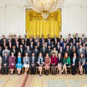 Alum wins presidential early career award