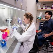 Ed Chuong, an assistant professor of molecular, cellular and developmental biology at CU Boulder,