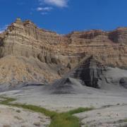 Rocks study site