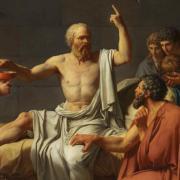 Socrates thumb