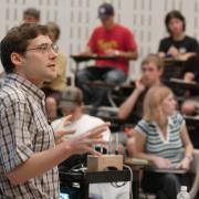 Wieman teaching