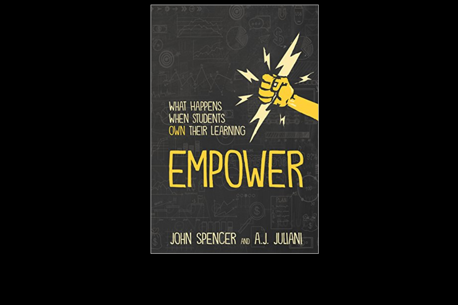 Cover of Empower: What Happens When Students Own Their Learning
