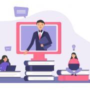 Teaching instructing students remotely