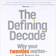 Defining Decade book cover