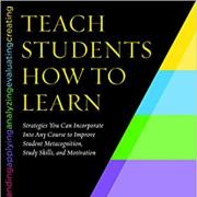 Cover of Teach Students How to Learn