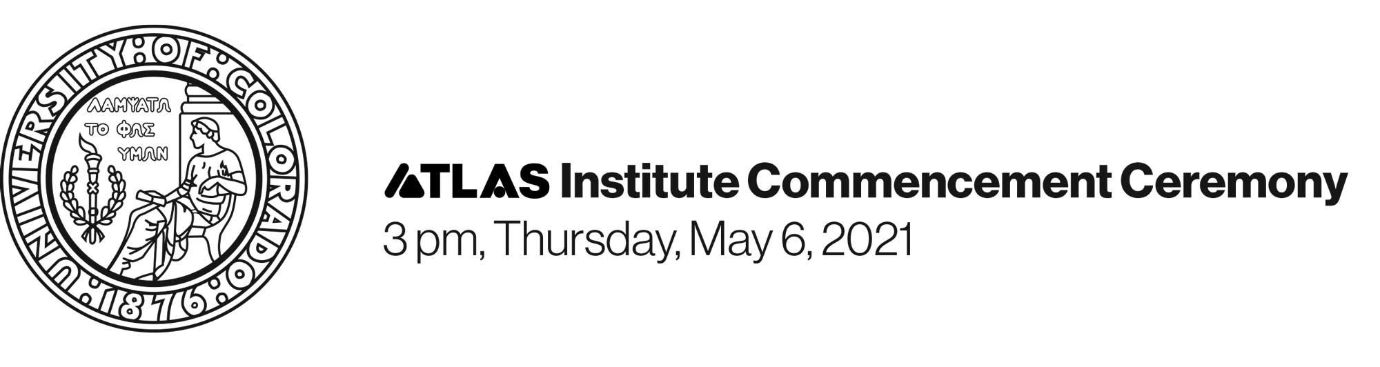 atlas graduation banner