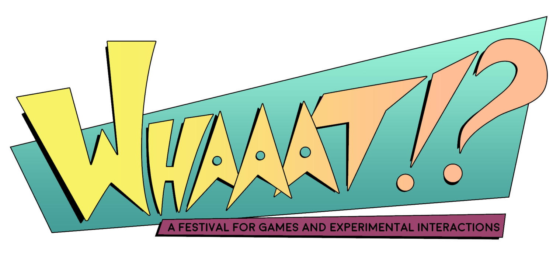Whaaat!? Festival Logo