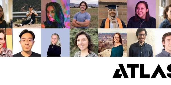 ATLAS 2020 graduate photos