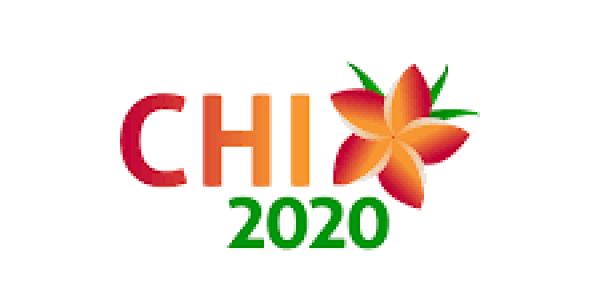 2020 Conference on Human Factors in Computing Systems logo